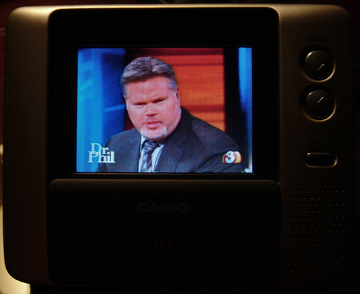Casio EV 600 Screen Shot photographed August 11, 2010