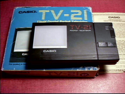 Casio TV 21