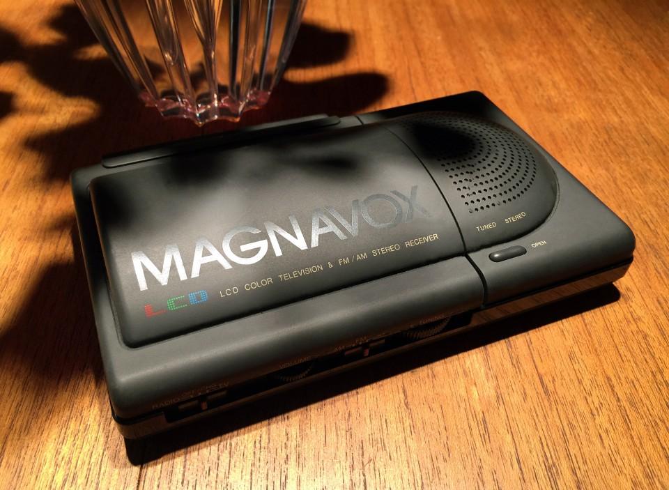 Magnavox one LCD WP
