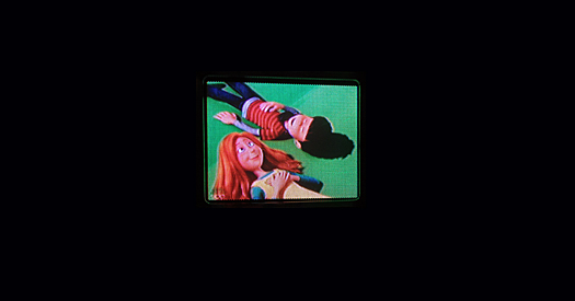 Panasonic CT 101 Screen Shot photographed April 19, 2012. Click on image for 10.6 enlargement