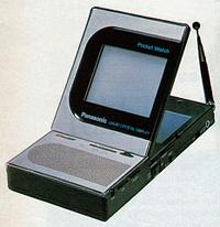 Panasonic Pocket Watch Prototype 1987