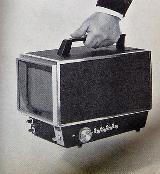 Sony Chromatron Prototype