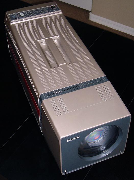 Sony FP-62 Vidimagic photographed March 17, 2011
