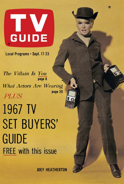 TV Guide September 17-23, 1966