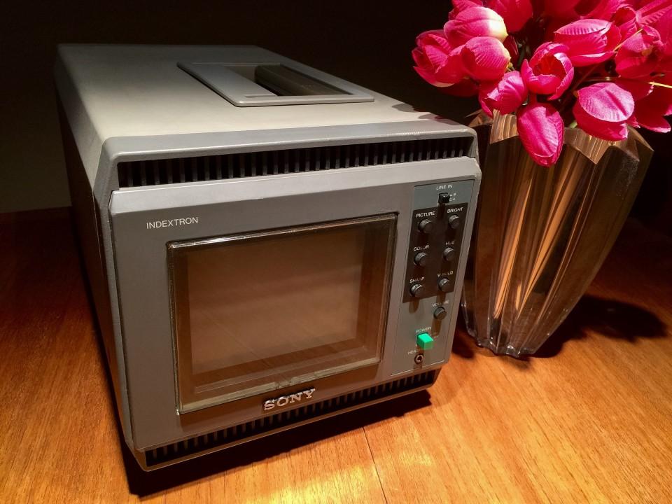 Sony IDX-5000 photographed November 20, 2015